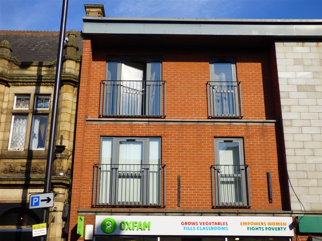 2 Bedrooms Apartment Flat for sale in 465 Wilmslow Road, Withington, Manchester, M20