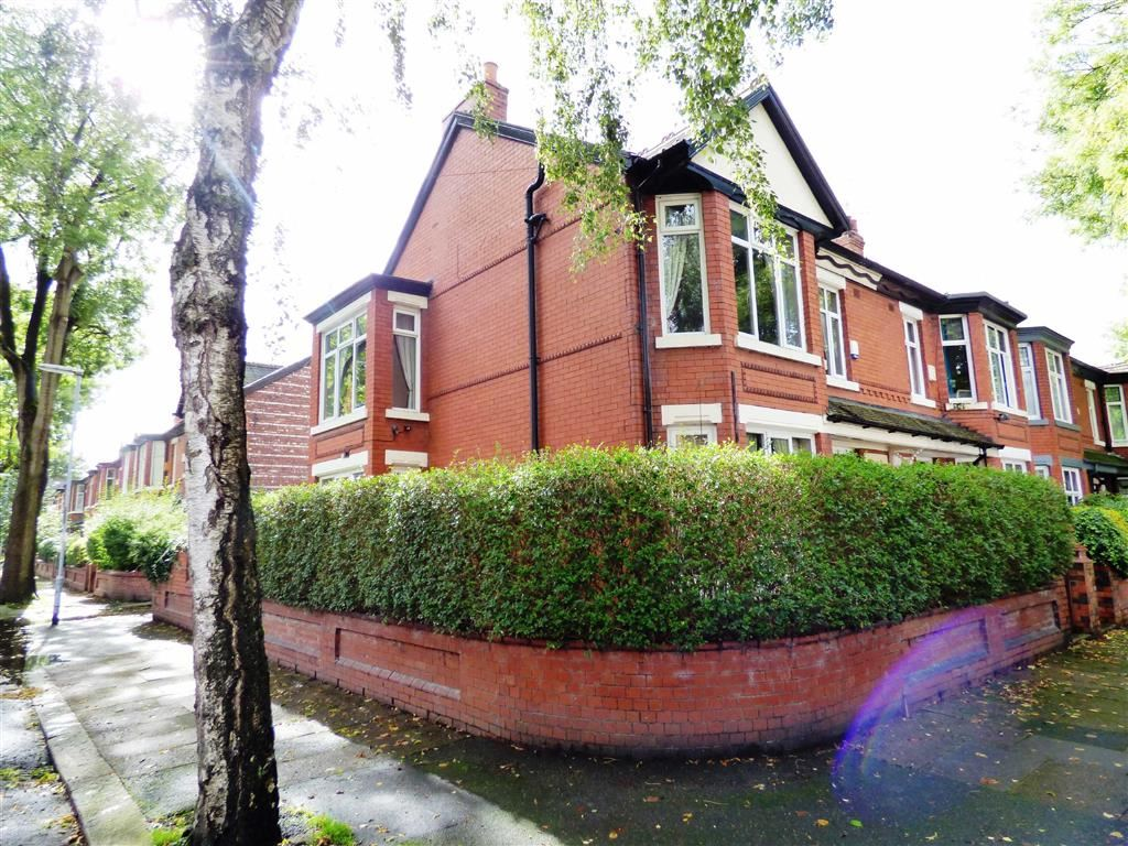 5 Bedrooms End Of Terrace House for sale in Darlington Road, West Didsbury, Manchester, M20