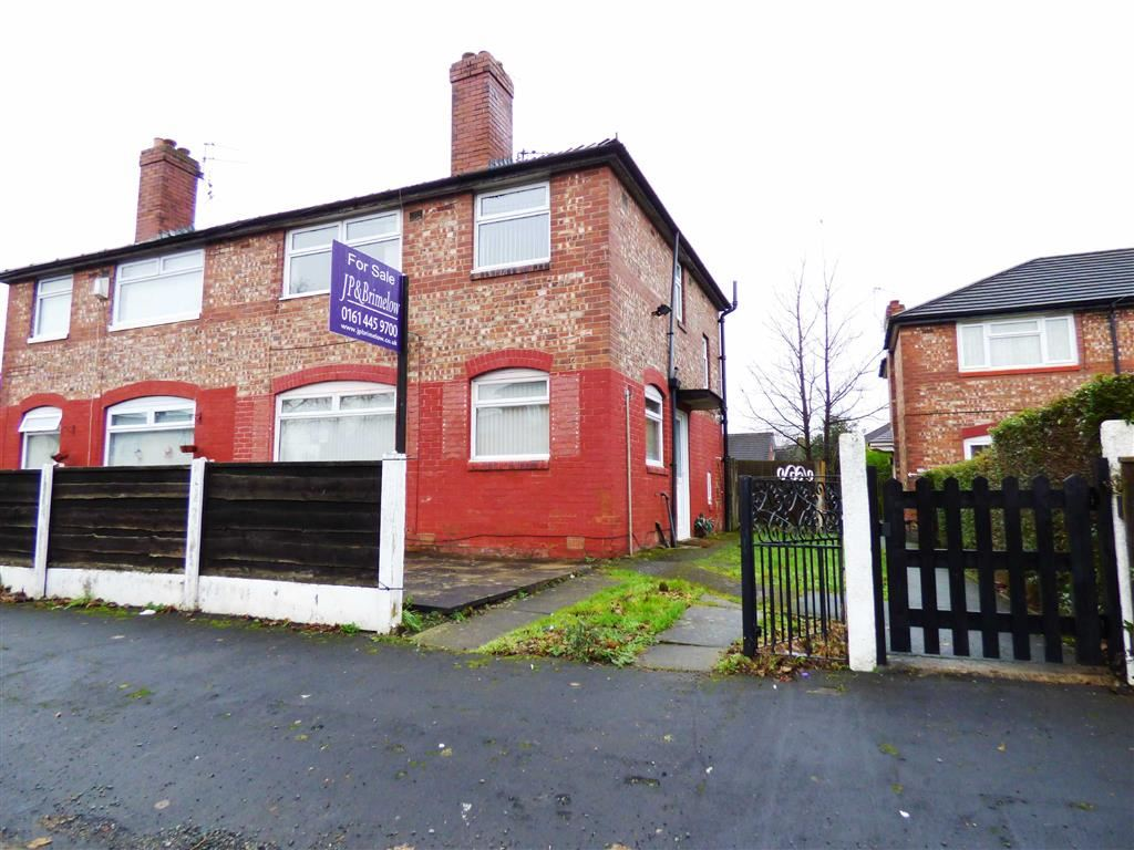 3 Bedrooms Semi Detached House for sale in Bosley Avenue, Withington, Manchester, M20