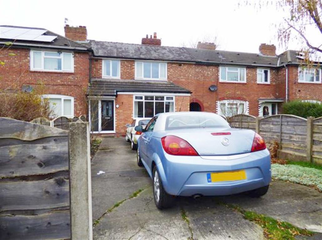 3 Bedrooms Semi Detached House for sale in Cranwell Drive, Burnage, Manchester, M19