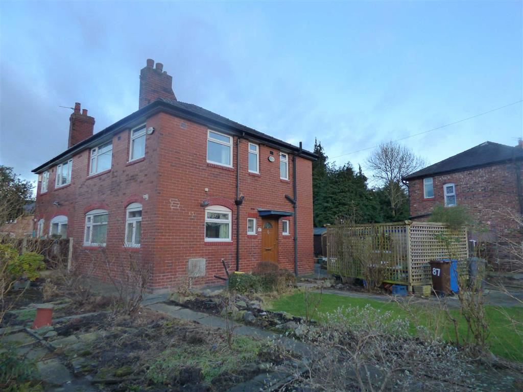 3 Bedrooms Semi Detached House for sale in Hart Road, Fallowfield, Manchester, M14