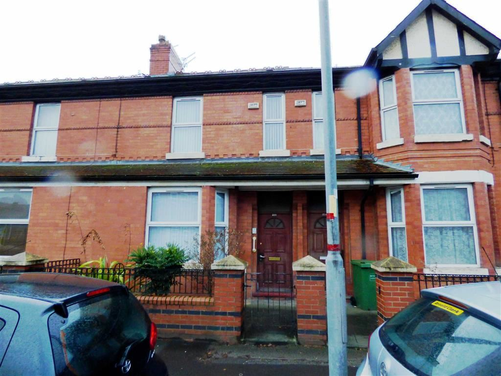 3 Bedrooms Terraced House for sale in Claremont Road, Rusholme, Manchester, M14