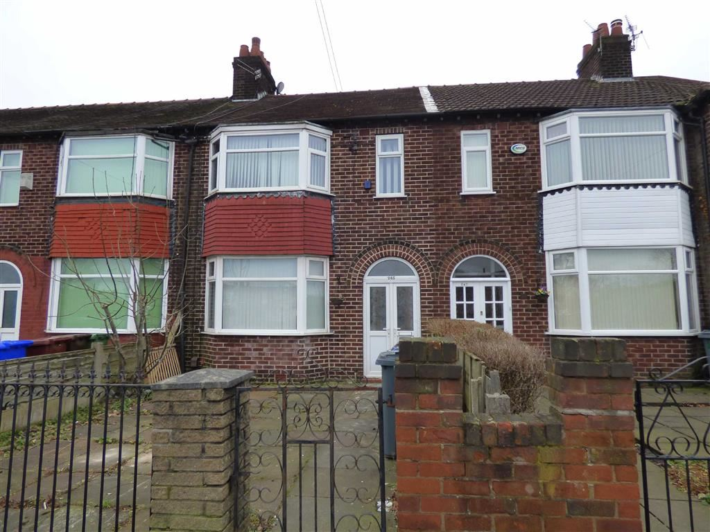 3 Bedrooms Terraced House for sale in Burnage Lane, Burnage, Manchester, M19