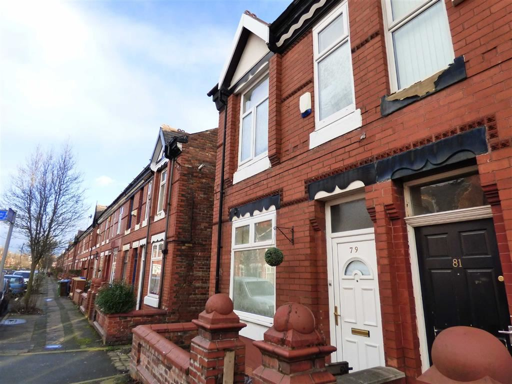 2 Bedrooms Terraced House for sale in Thornton Road, Fallowfield, Manchester, M14