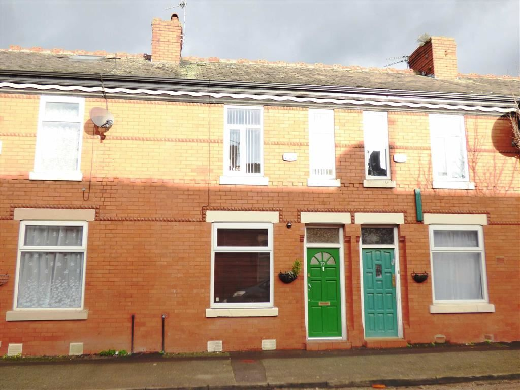 2 Bedrooms Terraced House for sale in Carlton Avenue, Fallowfield, Manchester, M14
