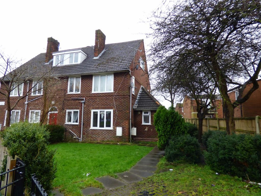 2 Bedrooms Flat for sale in Heald Place, Rusholme, Manchester, M14