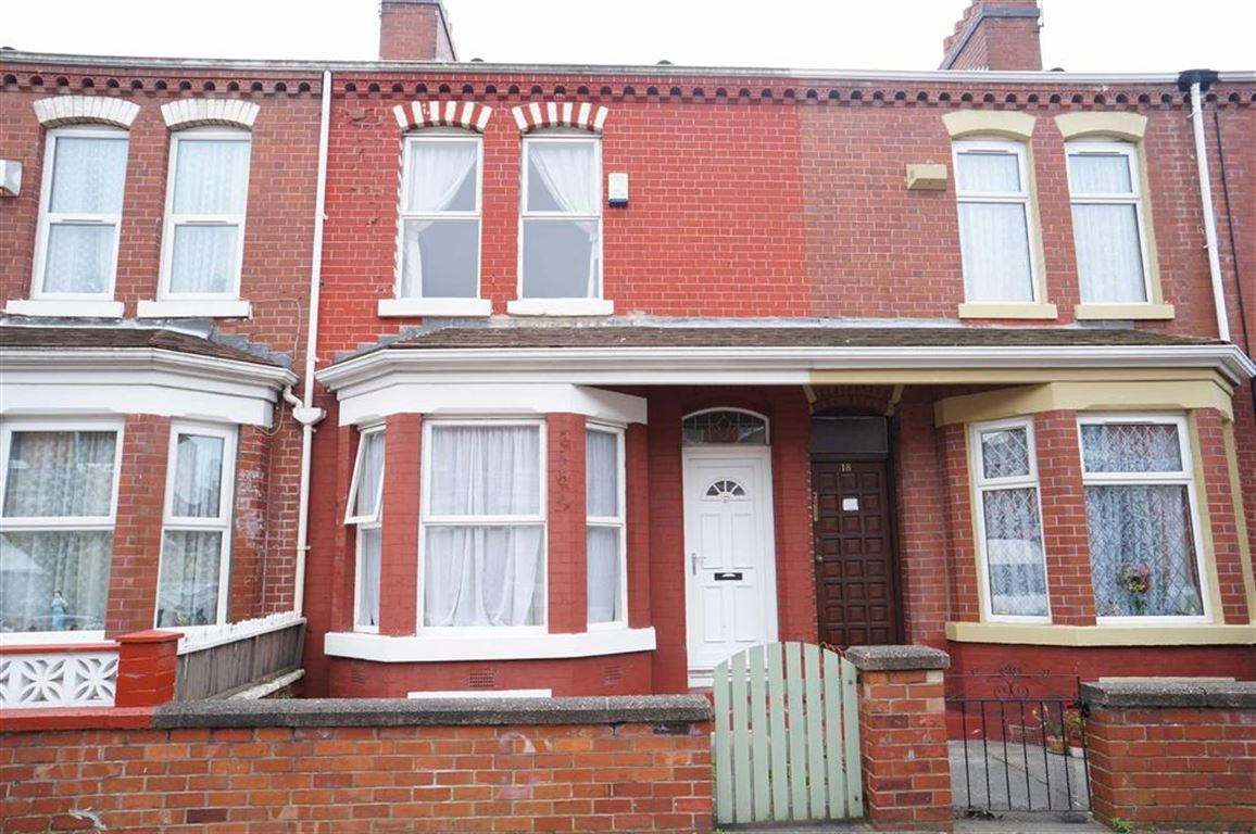3 Bedrooms Property for sale in Premier Street, Old Trafford, Trafford, M16