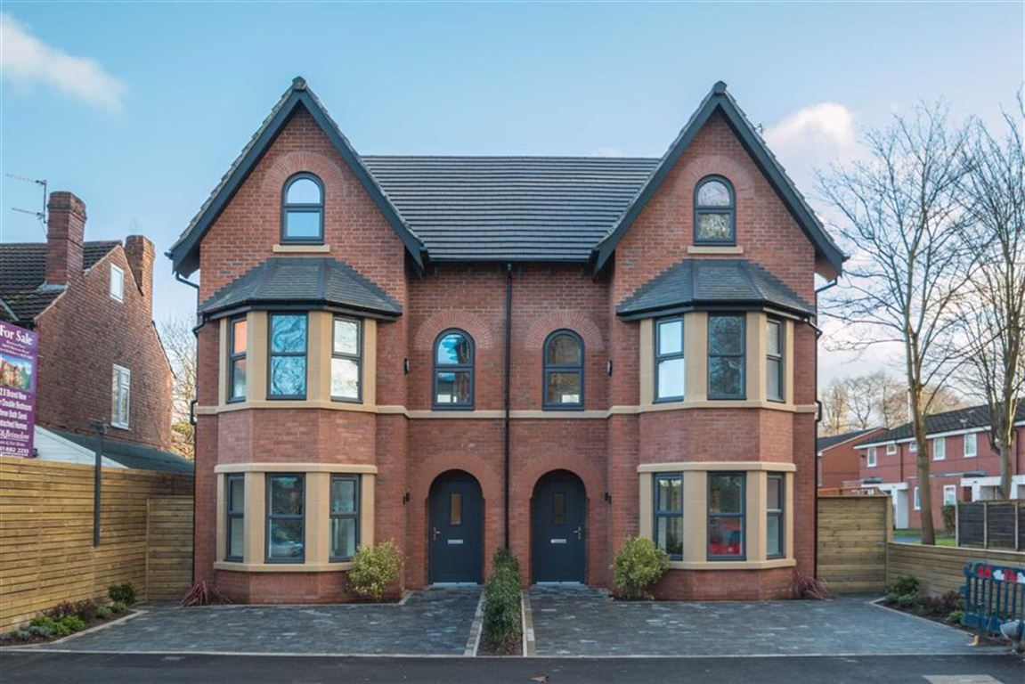 4 Bedrooms Semi Detached House for sale in Burton Road, West Didsbury, Manchester, M20
