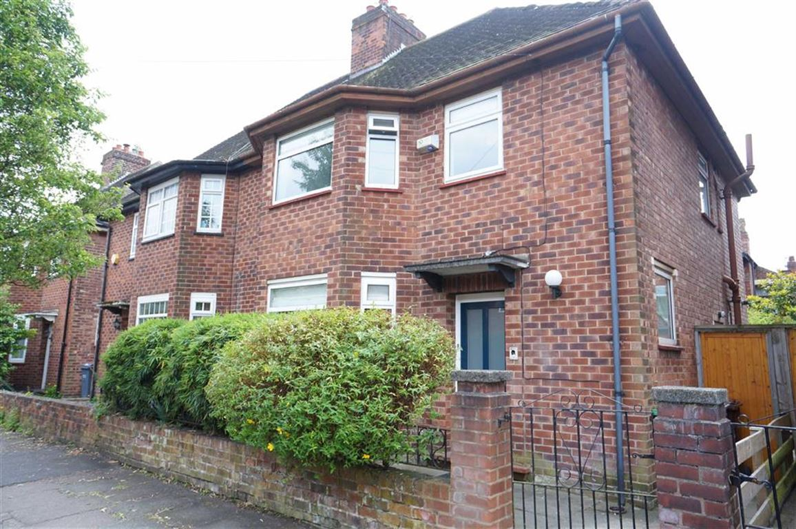 3 Bedrooms Property for sale in Newport Road, Chorlton, Manchester, M21