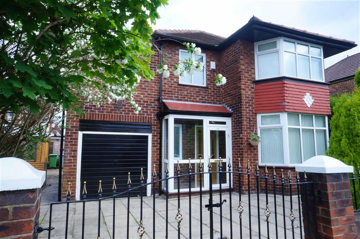 4 Bedrooms Property for sale in Kings Road, Old Trafford, Trafford, M16