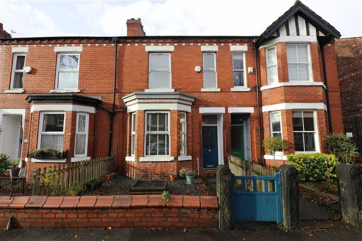 5 Bedrooms Terraced House for sale in Grange Road, Chorlton, Manchester, M21