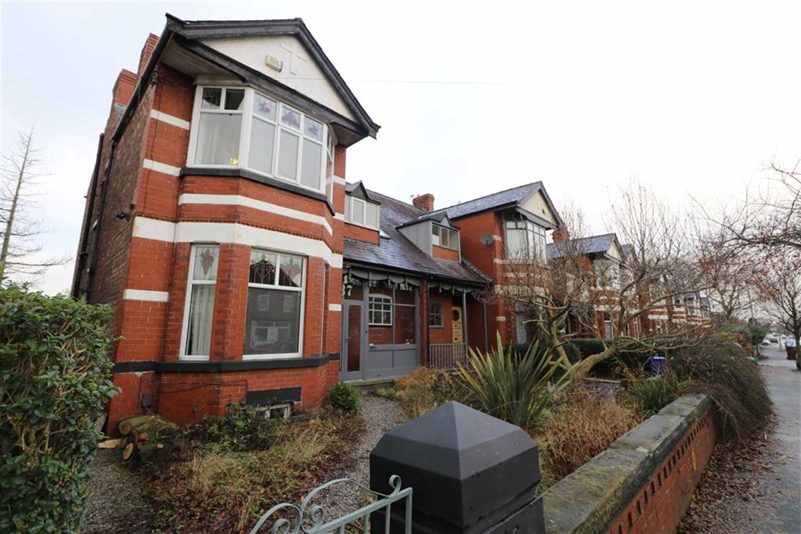 5 Bedrooms Semi Detached House for sale in Egerton Road North, Chorlton, Manchester, M21