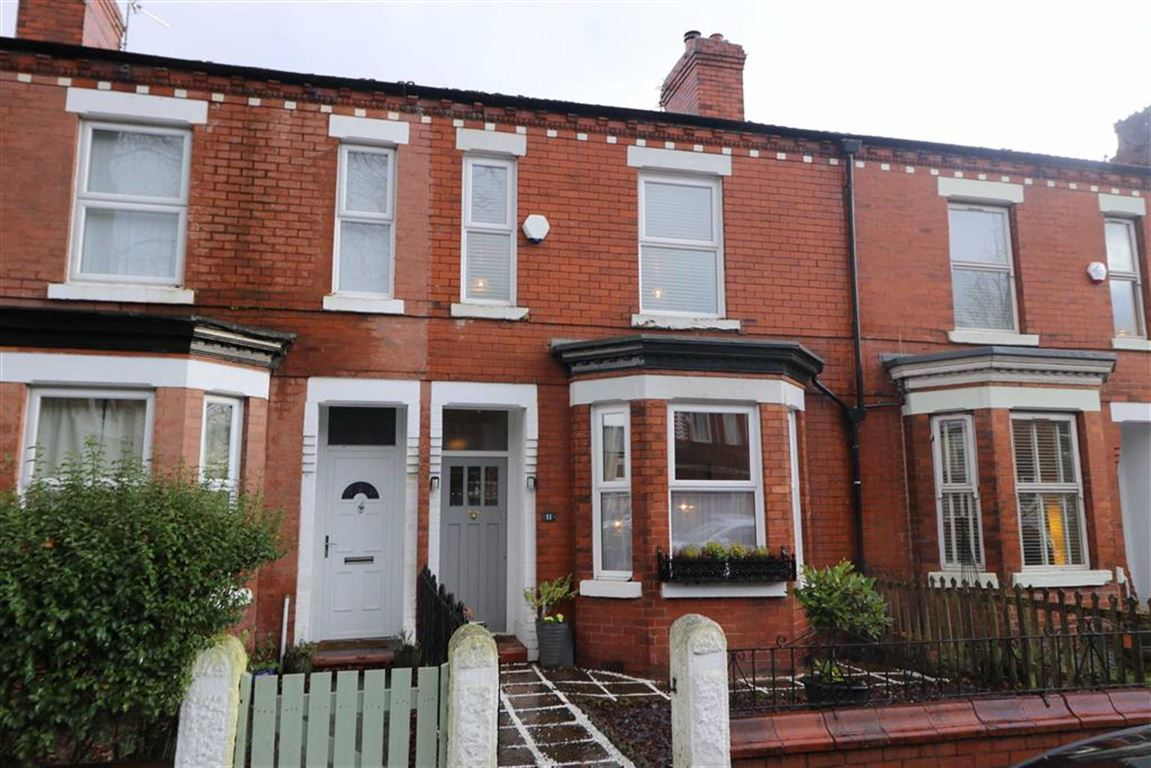 3 Bedrooms Terraced House for sale in Grange Road, Chorlton, Manchester, M21