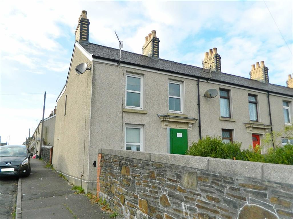 3 Bedrooms End Of Terrace House for sale in Neath Road, Hafod