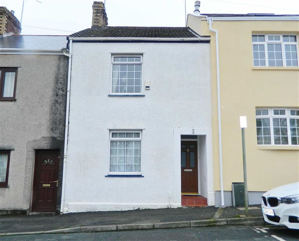 2 Bedrooms Terraced House for sale in Langland Terrace, Brynmill