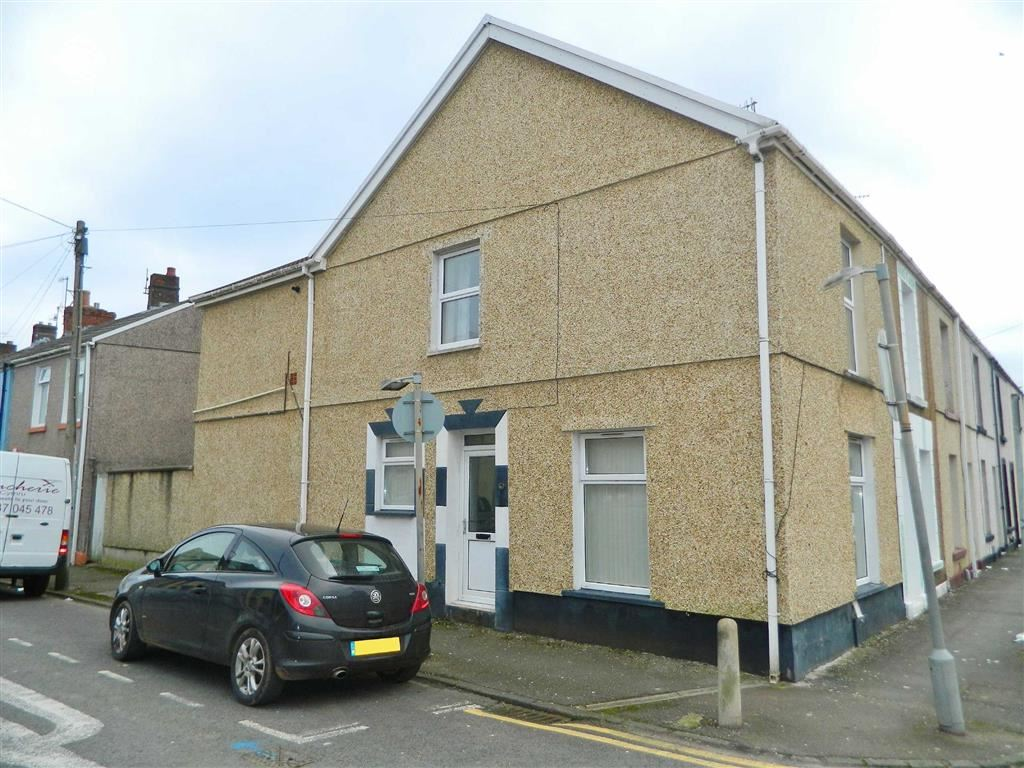 4 Bedrooms End Of Terrace House for sale in Argyle Street, Sandfields