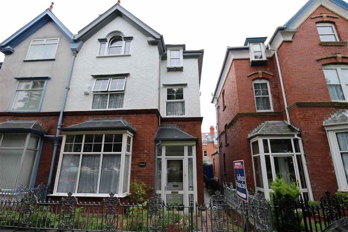 5 Bedrooms Semi Detached House for sale in Elm Tree Avenue, Aberystwyth