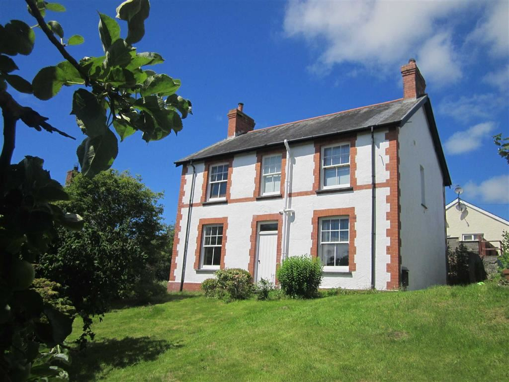 4 Bedrooms Detached House for sale in Penrhyncoch, Aberystwyth