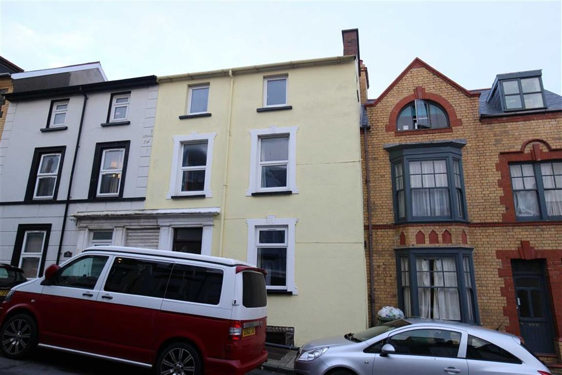 5 Bedrooms Terraced House for sale in High Street, Aberystwyth