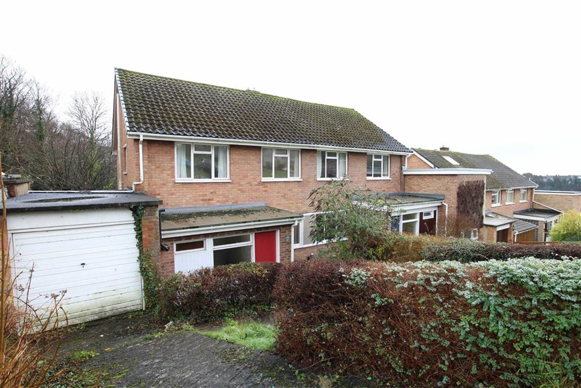 3 Bedrooms Semi Detached House for sale in Danycoed, Aberystwyth