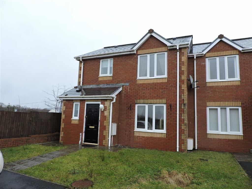 2 Bedrooms End Of Terrace House for sale in Clos Pen Y Waun, Crosshands