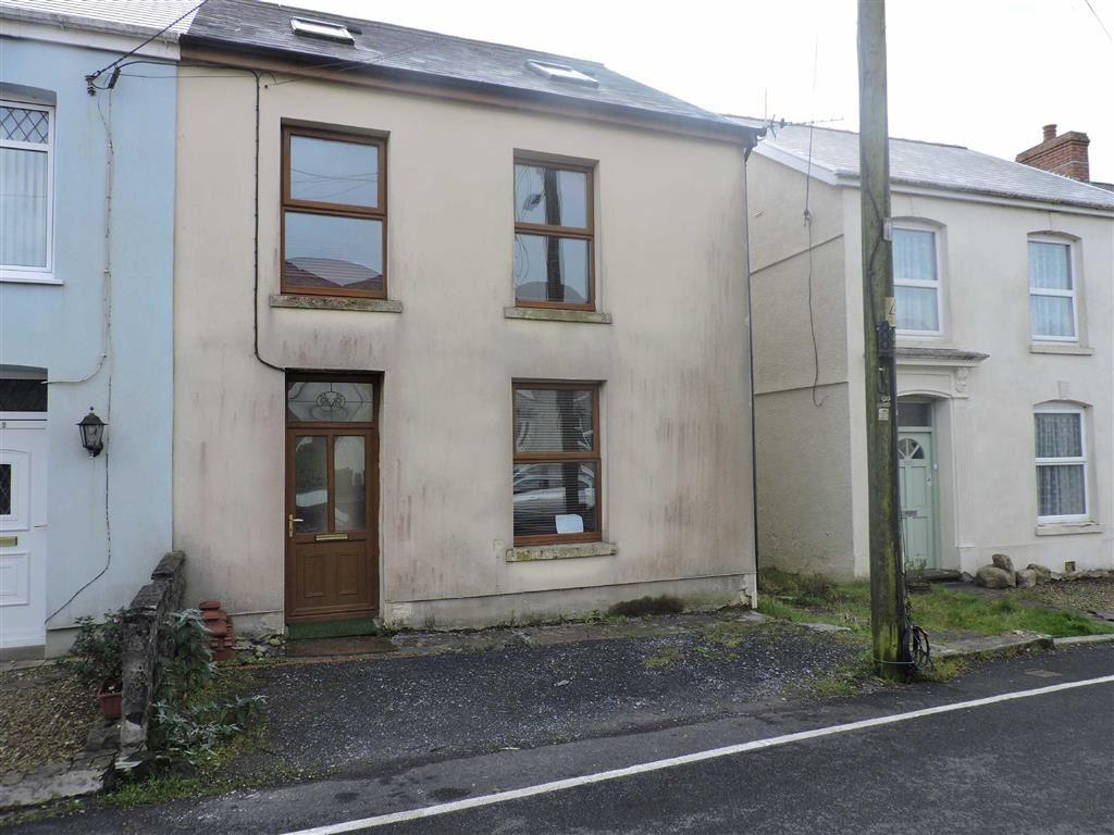 2 Bedrooms Semi Detached House for sale in Llandeilo Road, Upper Brynamman