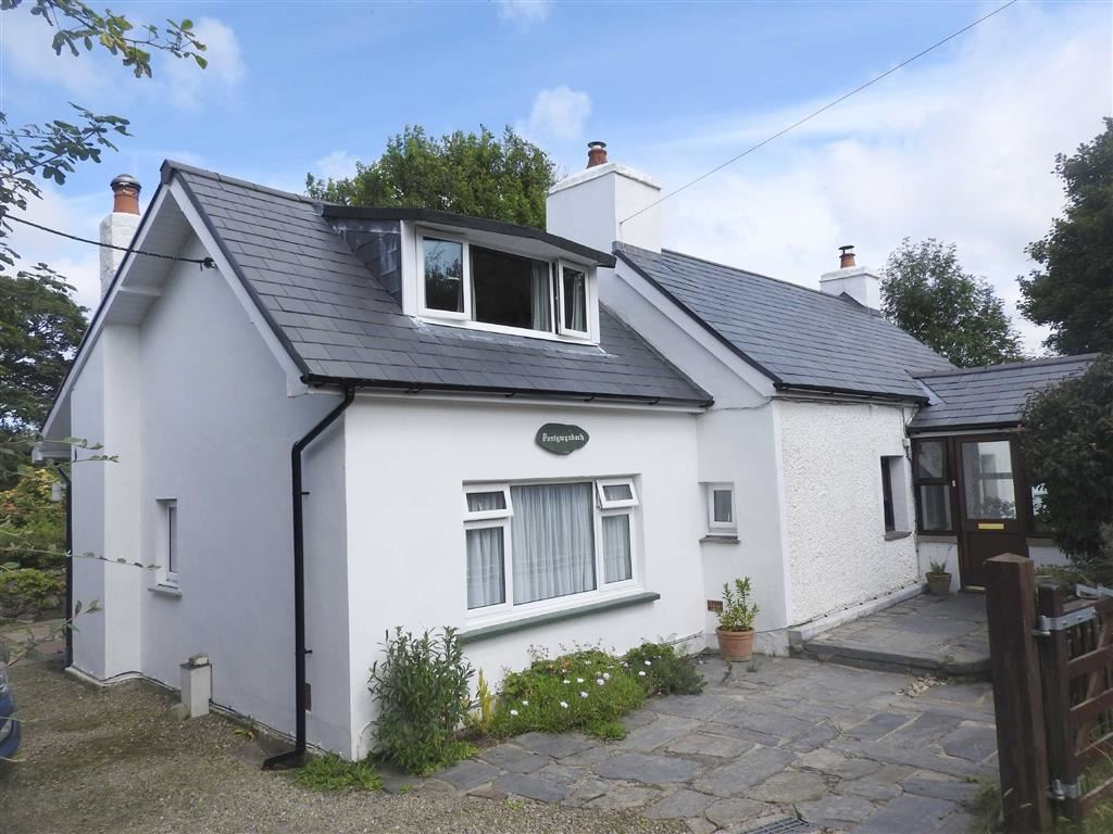 3 Bedrooms Cottage House for sale in GLANRHYD