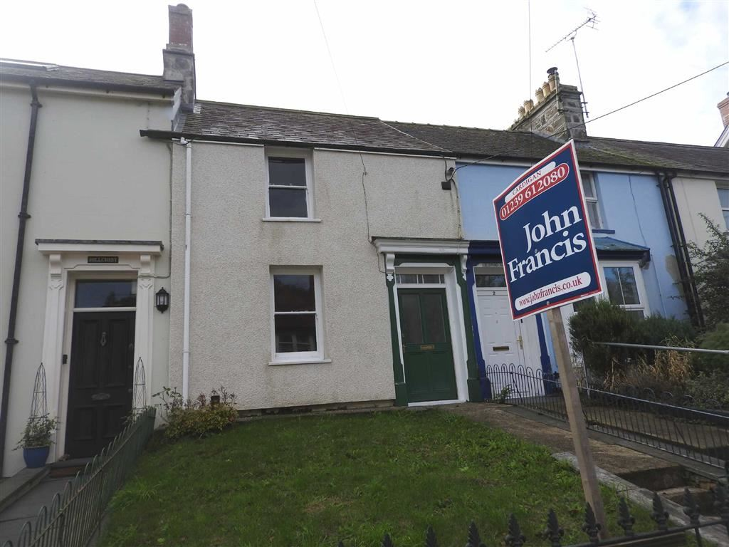 2 Bedrooms Terraced House for sale in Spring Gardens, St Dogmaels Road, Cardigan