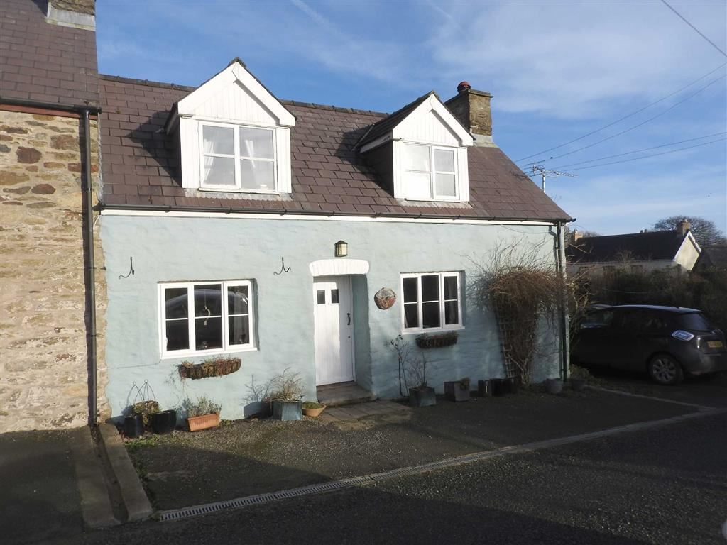 3 Bedrooms Cottage House for sale in Crosswell, Crymych