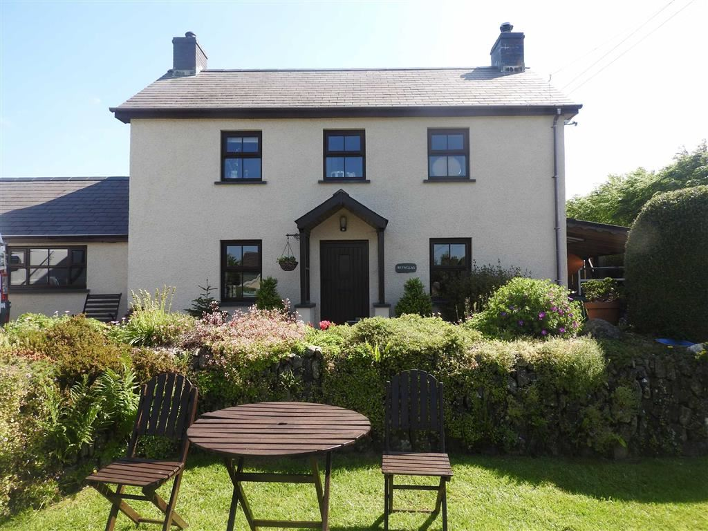 2 Bedrooms Cottage House for sale in SARNAU