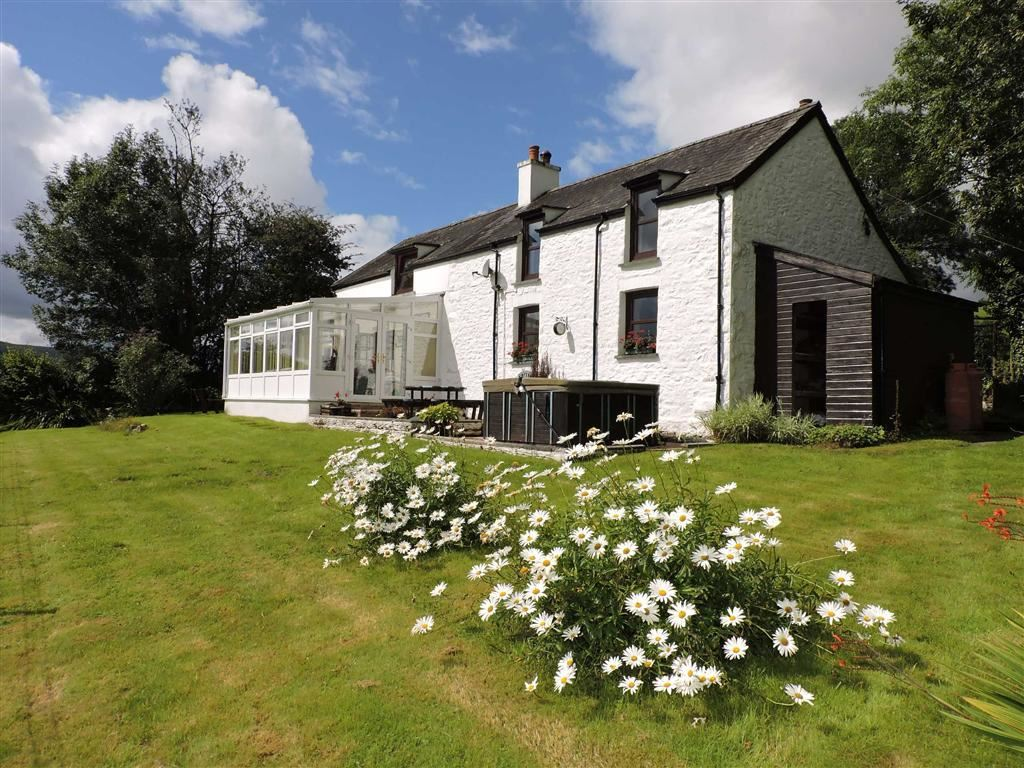 3 Bedrooms Detached House for sale in Abergorlech, Carmarthen