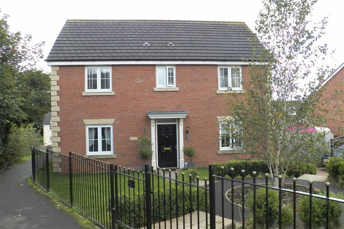 4 Bedrooms Detached House for sale in Pant Y Barcud, Carmarthen