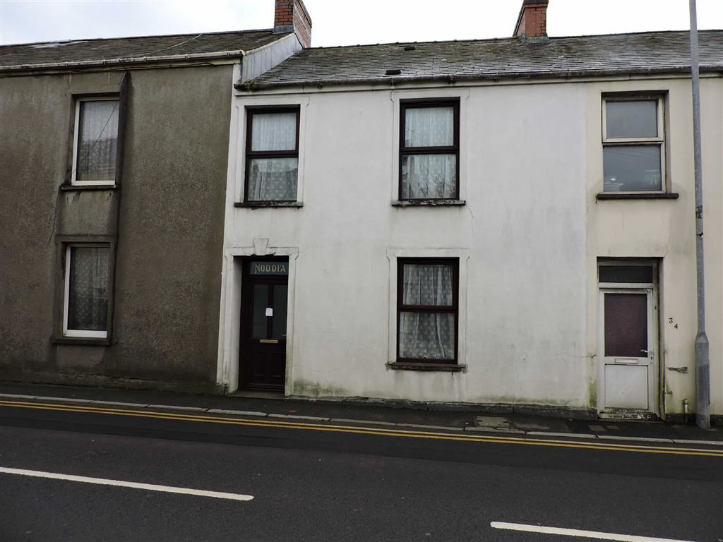 4 Bedrooms Terraced House for sale in Richmond Terrace, Carmarthen