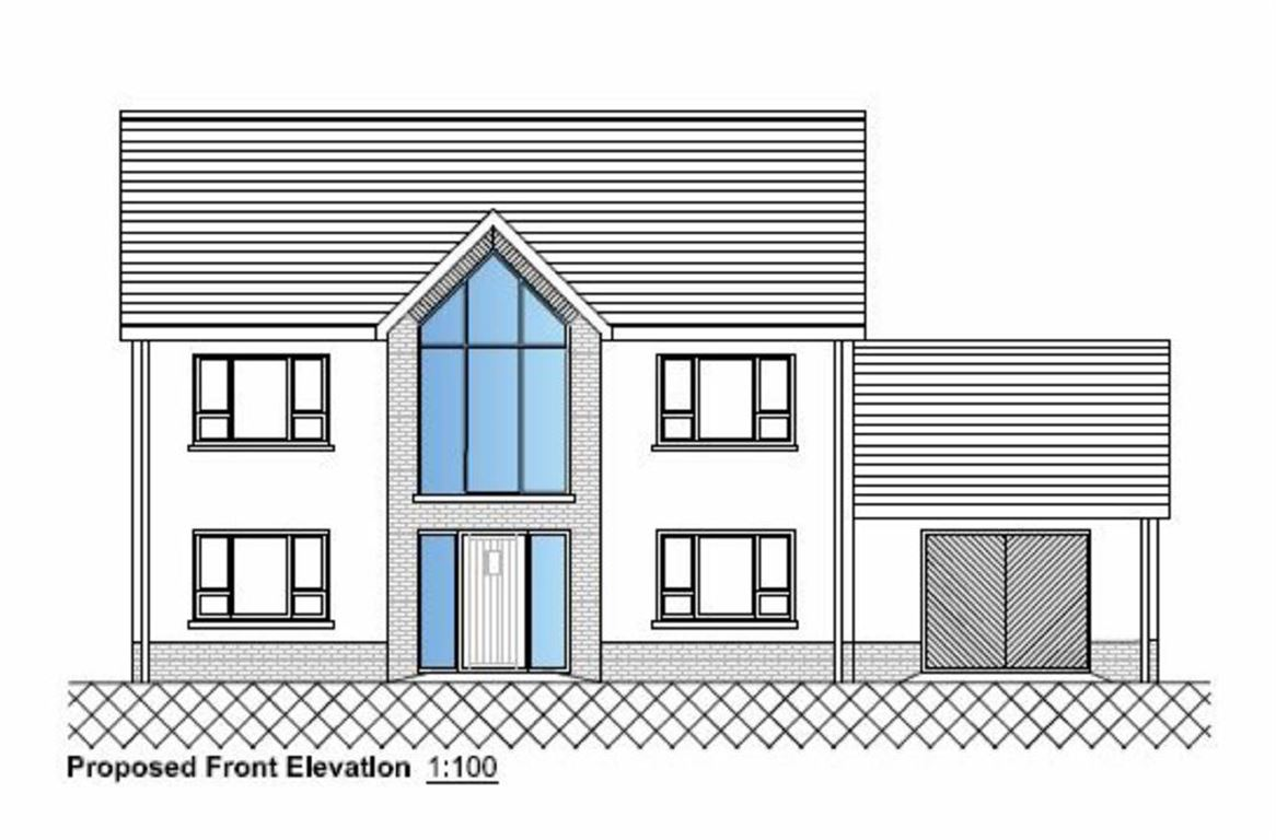 4 Bedrooms Detached House for sale in Maesglasnant, Cwmffrwd, Carmarthen