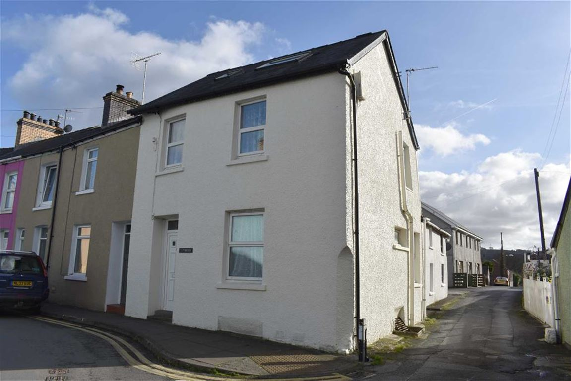 3 Bedrooms End Of Terrace House for sale in Drovers Road, Lampeter