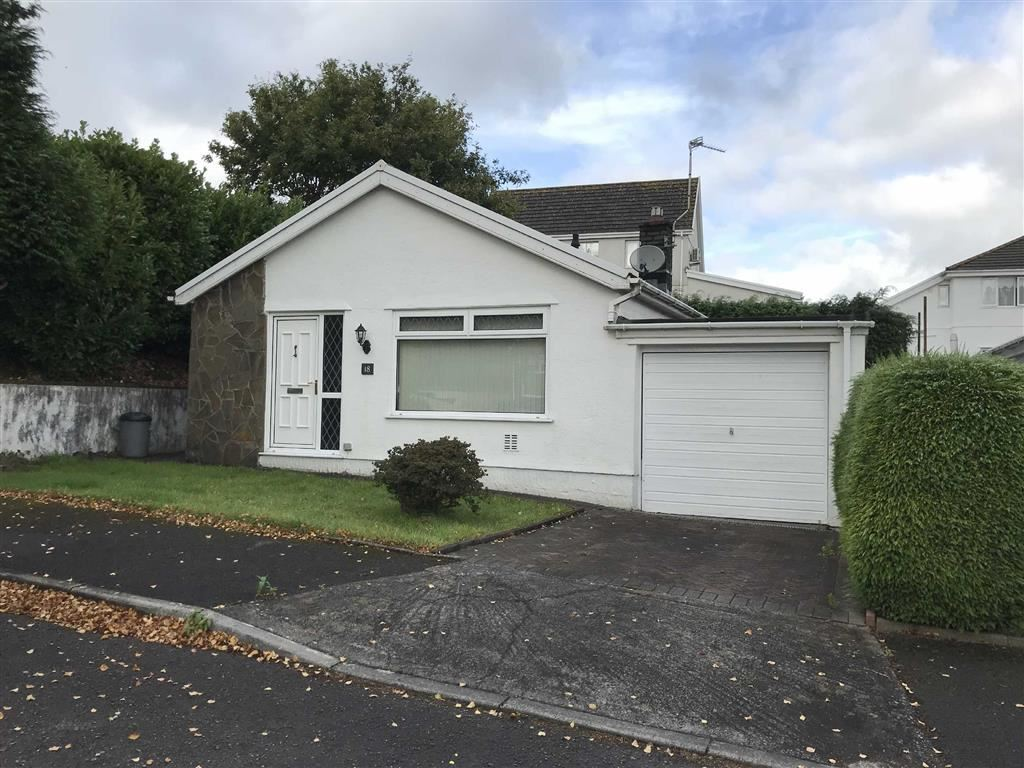 3 Bedrooms Detached Bungalow for sale in Talywern, Llangennech, Llangennech