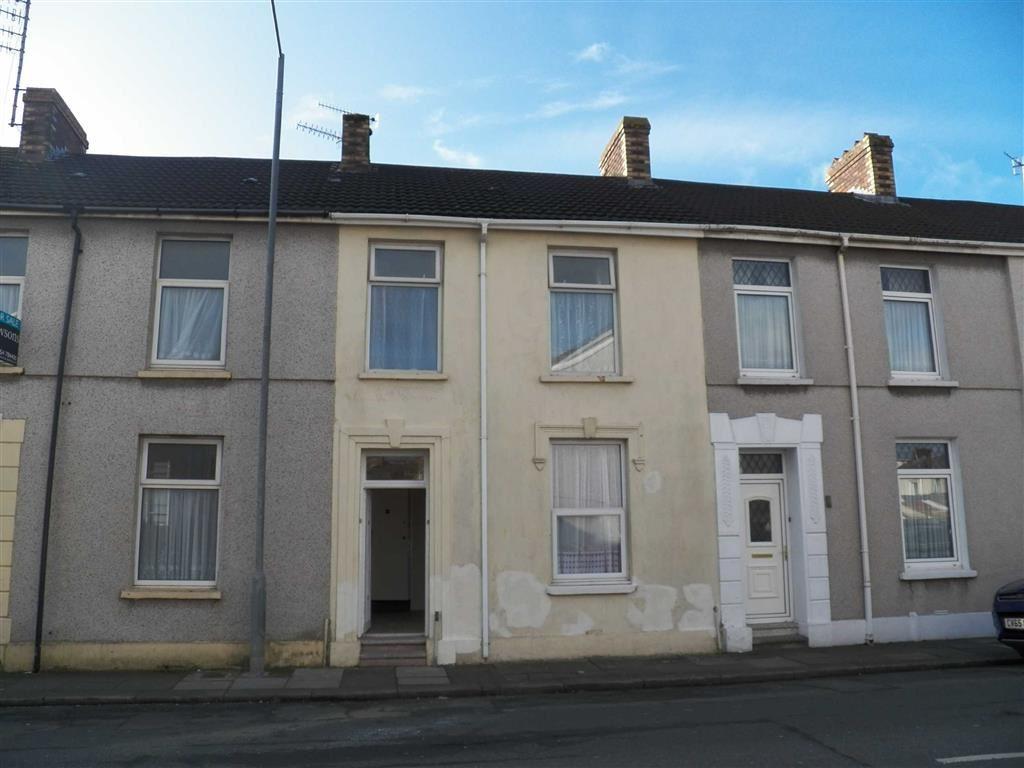 3 Bedrooms Property for sale in Marsh Street, Llanelli