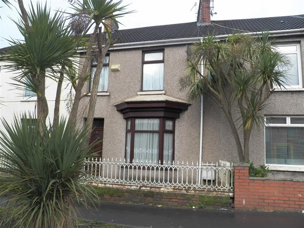 3 Bedrooms Terraced House for sale in New Road, Llanelli