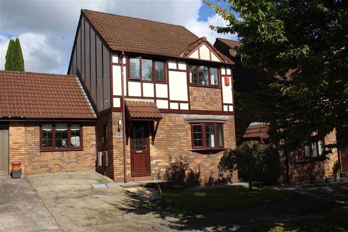 3 Bedrooms Link Detached House for sale in Gelli Aur, Treboeth