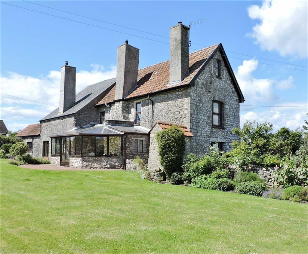 5 Bedrooms Detached House for sale in Llanddewi, Reynoldston