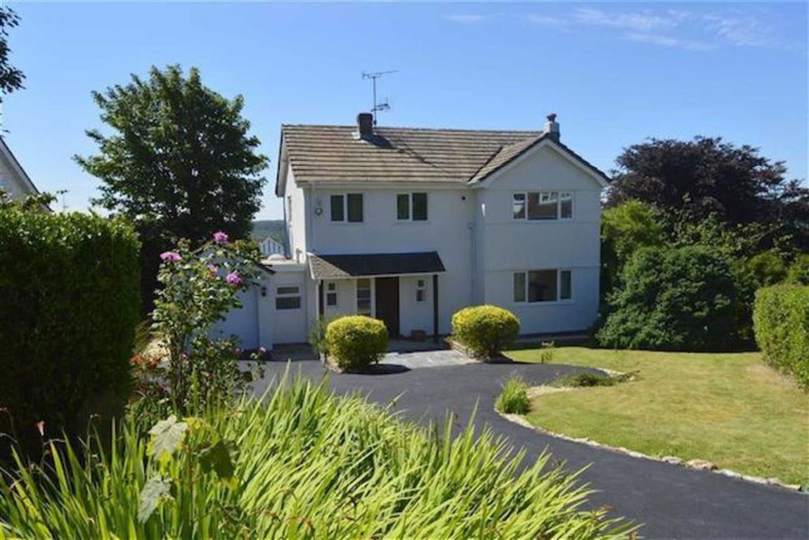 4 Bedrooms Detached House for sale in The Downs, Reynoldston