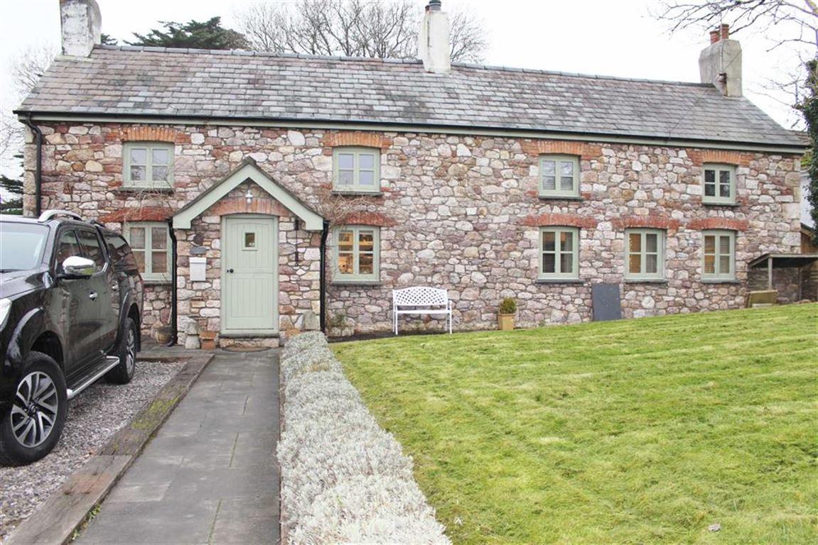 4 Bedrooms Cottage House for sale in Reynoldston, Reynoldston