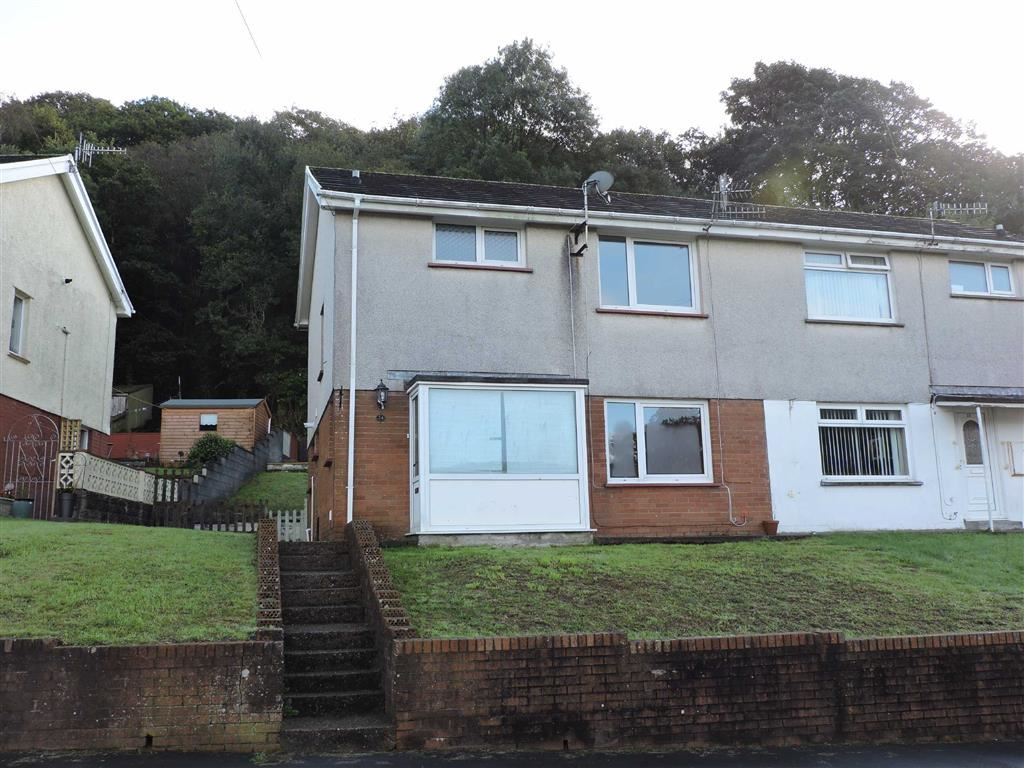 3 Bedrooms Semi Detached House for sale in Ael Y Fro, Pontardawe