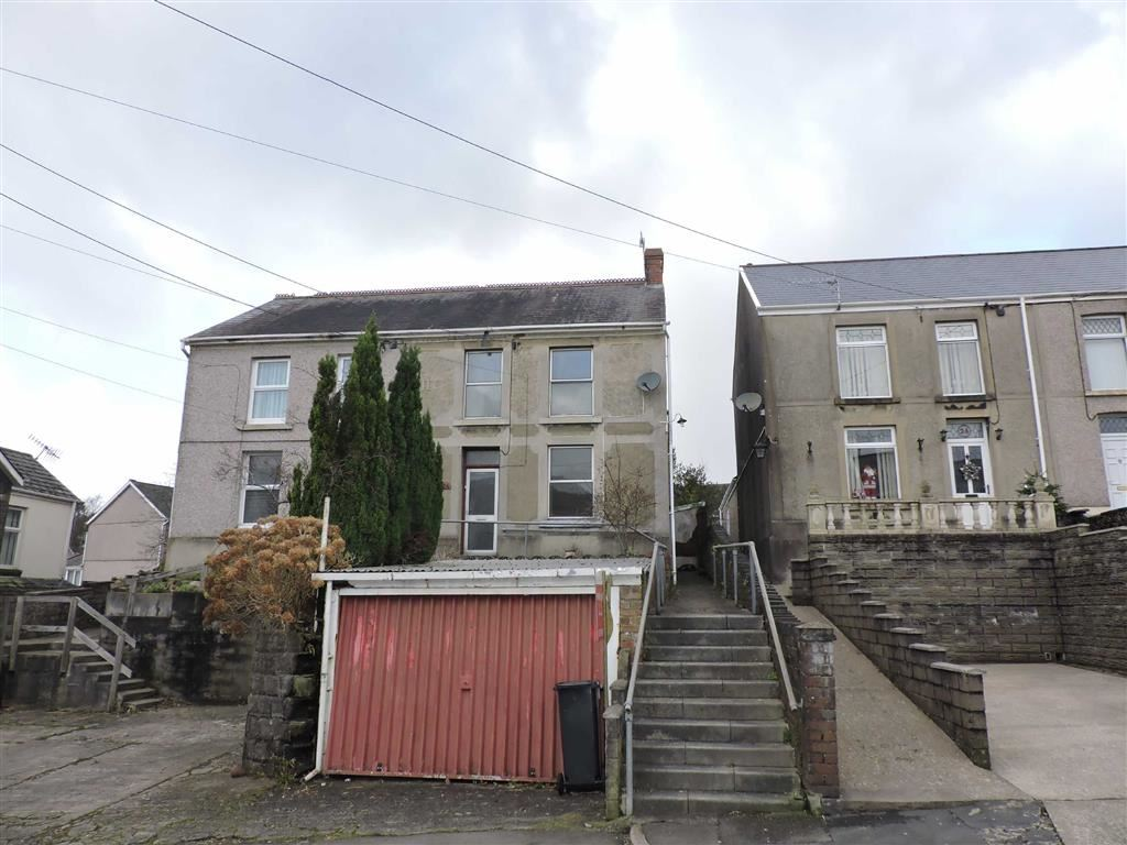 2 Bedrooms Semi Detached House for sale in Grove Road, Pontardawe