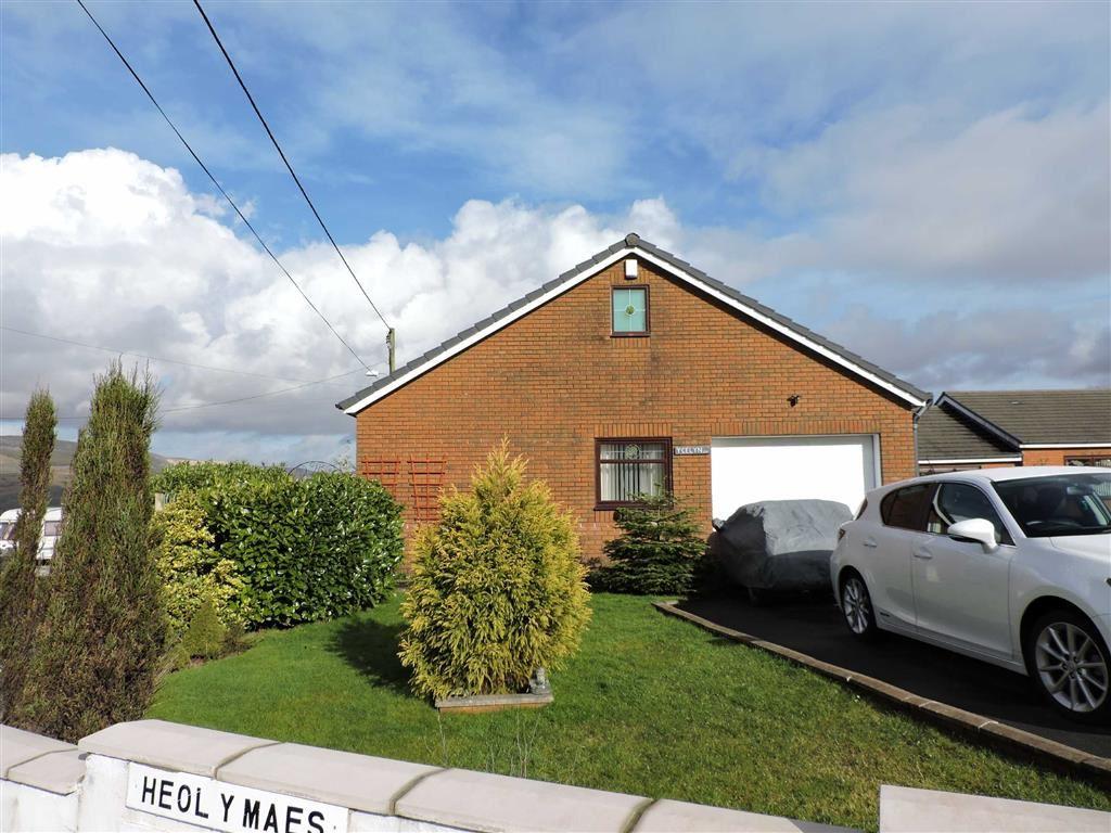 3 Bedrooms Detached Bungalow for sale in Heol Y Maes, Coelbren
