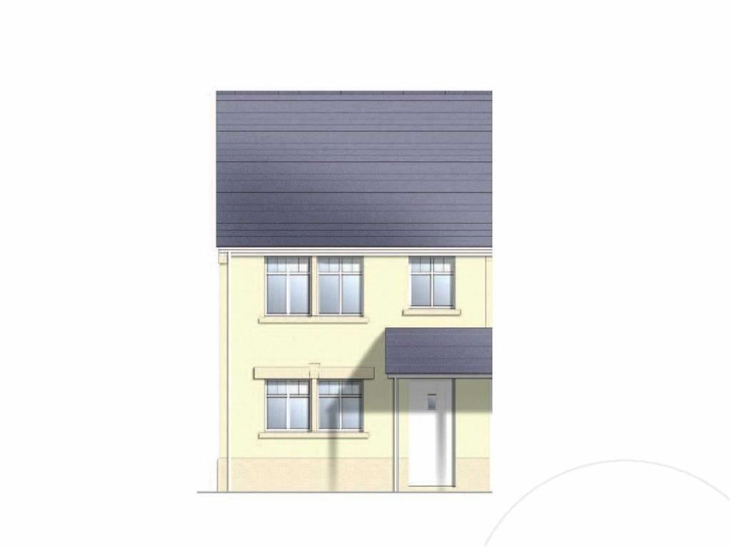 3 Bedrooms Terraced House for sale in Pond Bridge Moors Road, Johnston, Haverfordwest