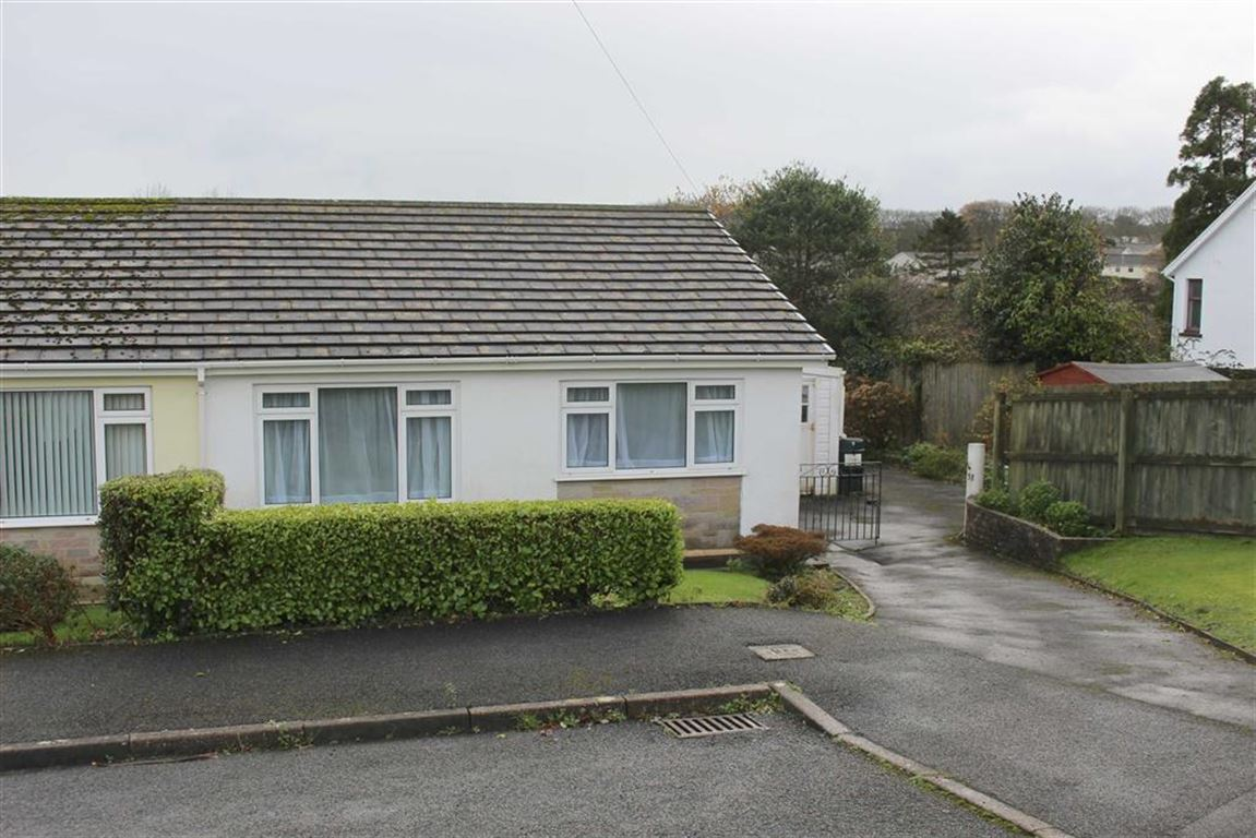 2 Bedrooms Semi Detached Bungalow for sale in Scandinavia Heights, Saundersfoot