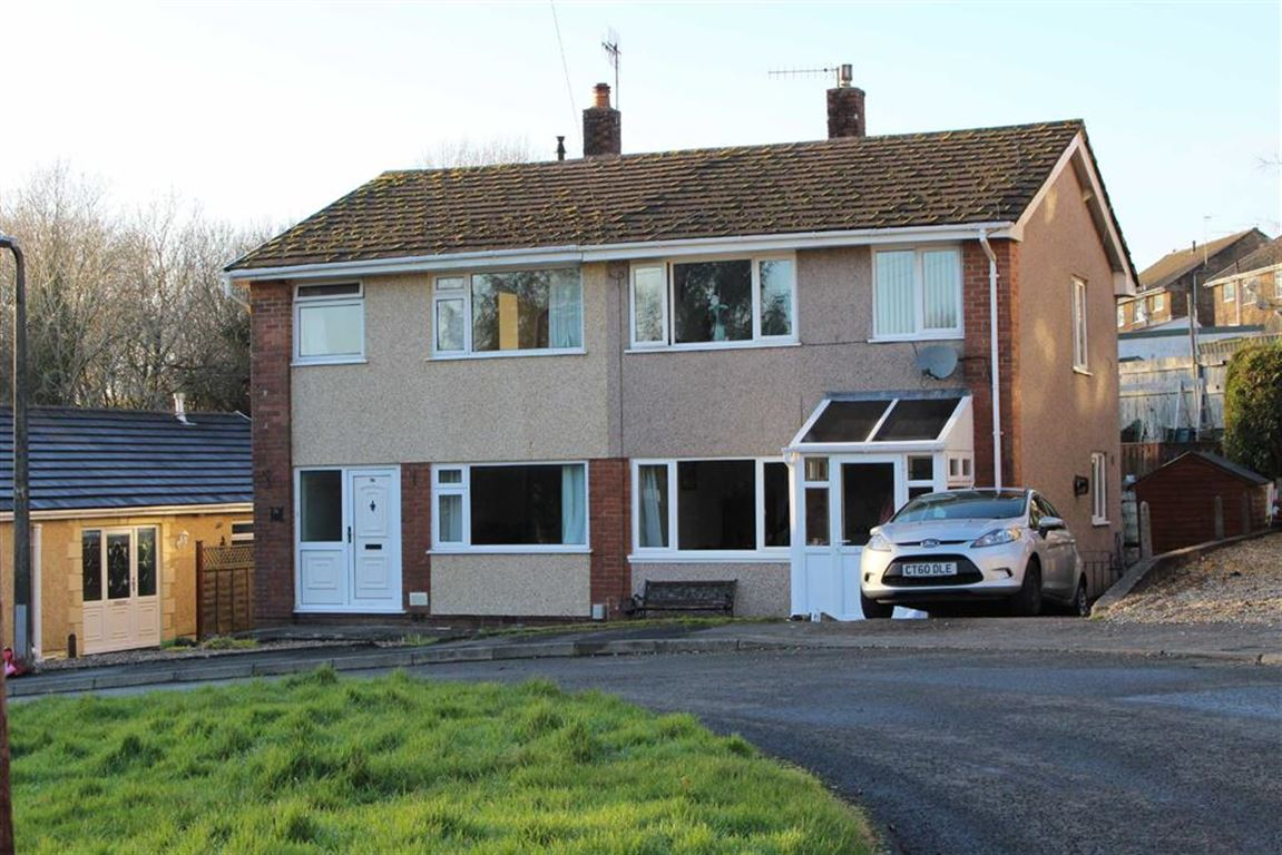 3 Bedrooms Semi Detached House for sale in Broadacre, Killay