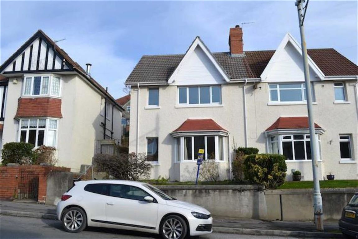 3 Bedrooms Terraced House for sale in Eversley Road, Sketty