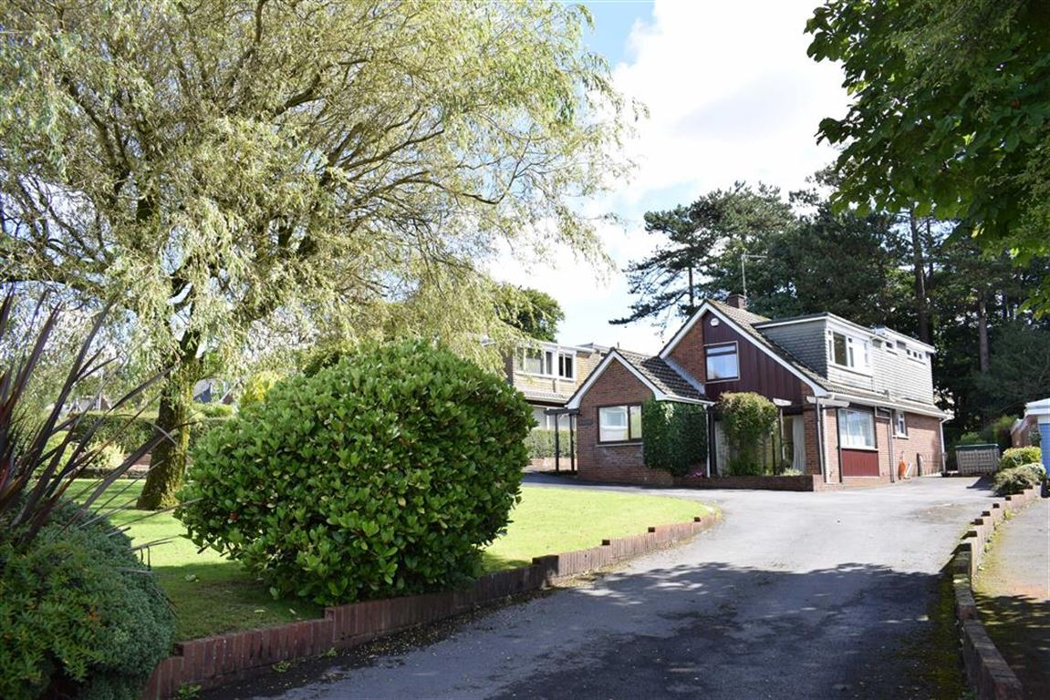 4 Bedrooms Detached House for sale in The Lodge Close, Sketty